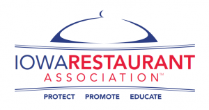 Iowa Restaurant Association Logo